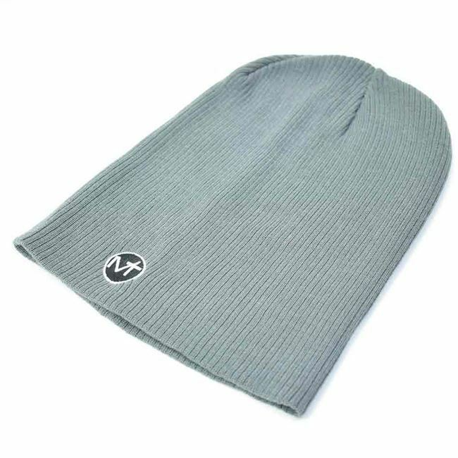 Imagine Beanie Hat - Steel Grey