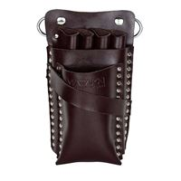 Picture of The Horusuta - Brown Cowhide Scissor Holster