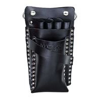 Picture of The Horusuta - Black Cowhide Scissor Holster