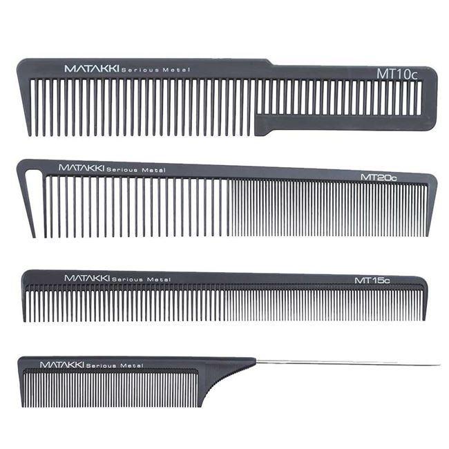 Foto de MT10c Carbon Cutting Comb