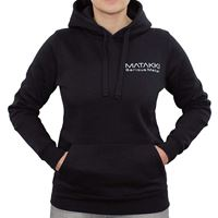Picture of Ladies Matakki Black Hoodie