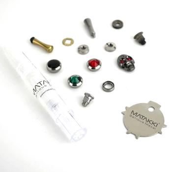 Afbeeldingen van Matakki Scissor spare parts