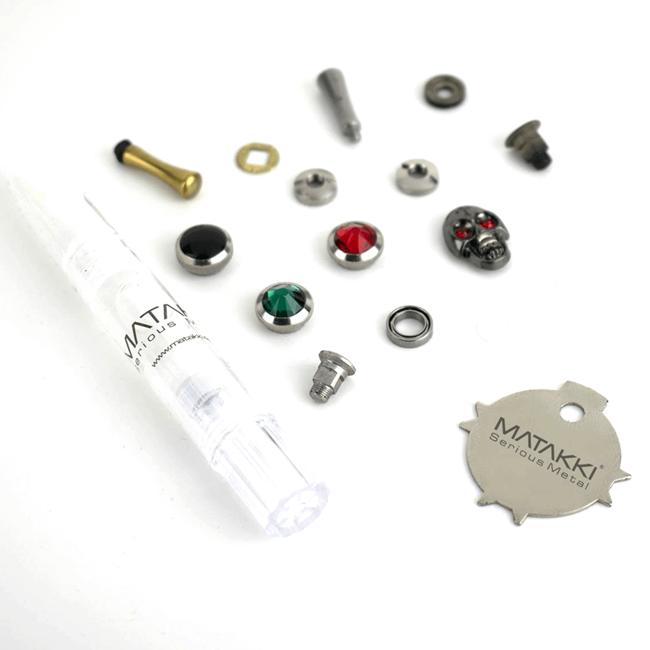 Изображение Matakki Scissor spare parts