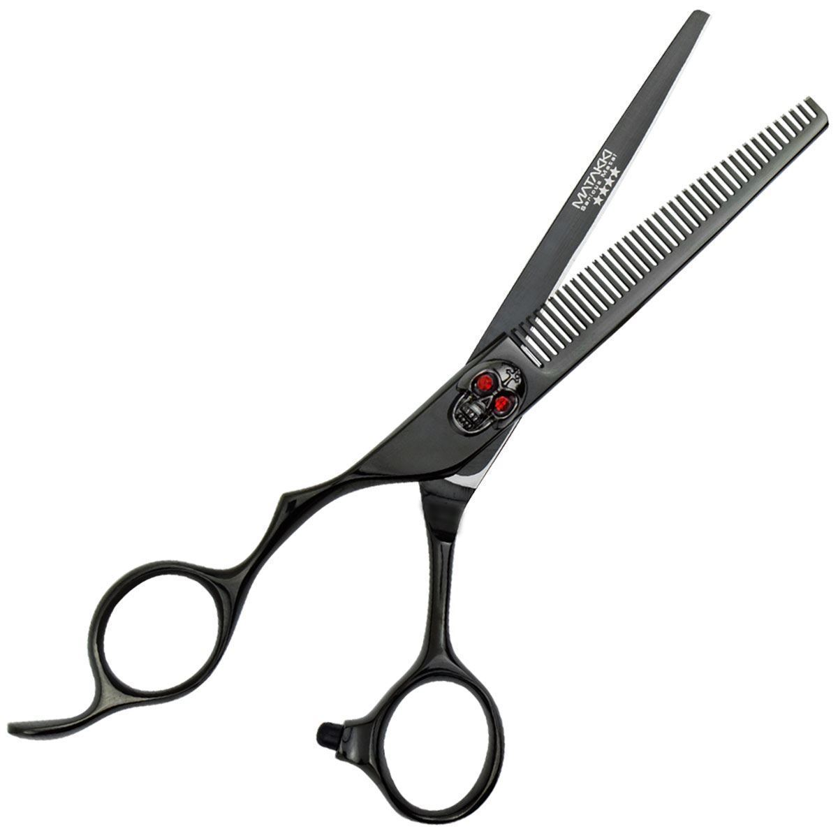 Picture of MATAKKI Reaper Lefty Professional Hair Thinning Scissors 6.0 Inches