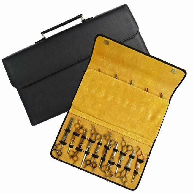 Imagine Matakki Leather Scissor Case Holds 20 pcs