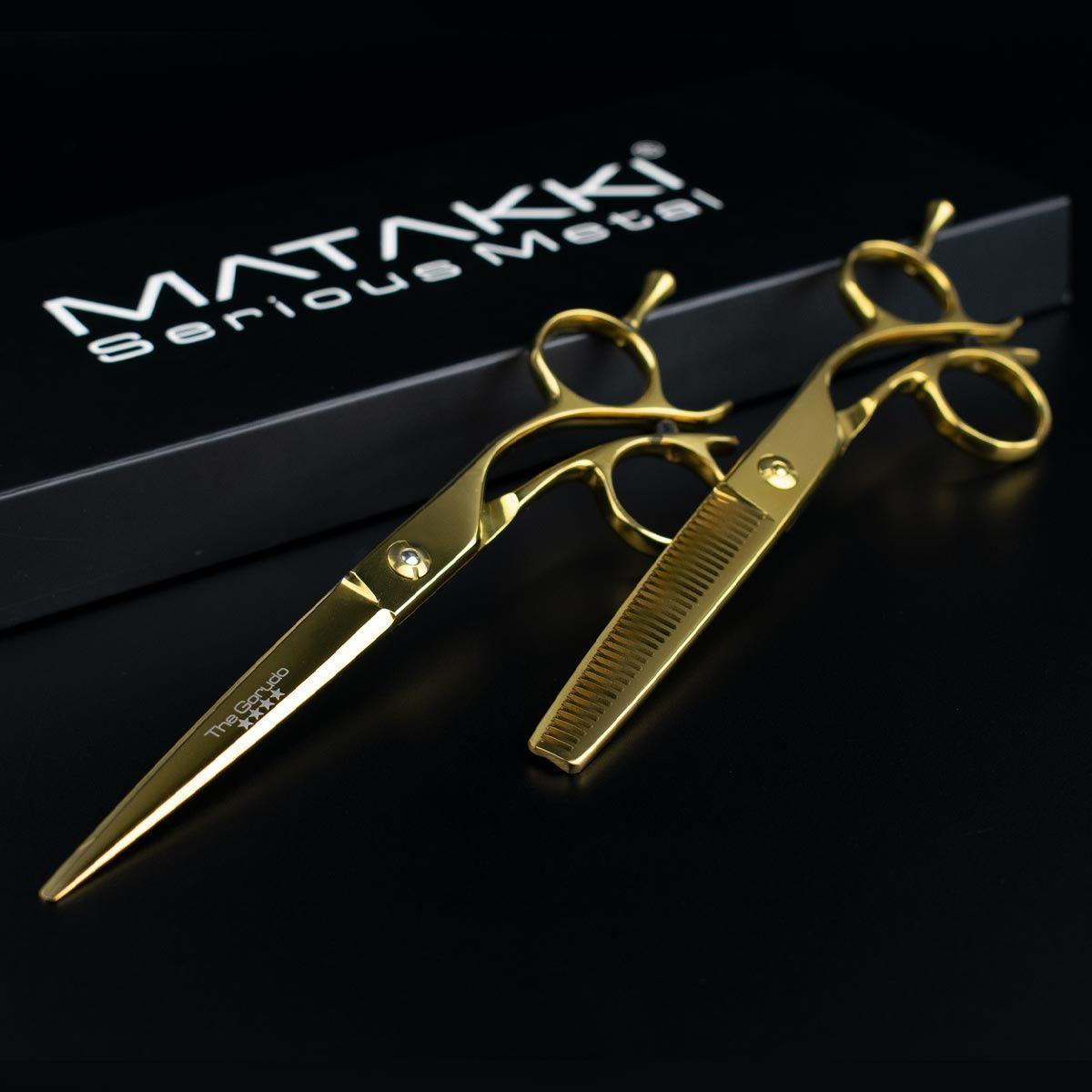 Picture of MATAKKI Gorudo Professional Hair Cutting Scissor Set 5.5/6.0 Inches - Ex Demo