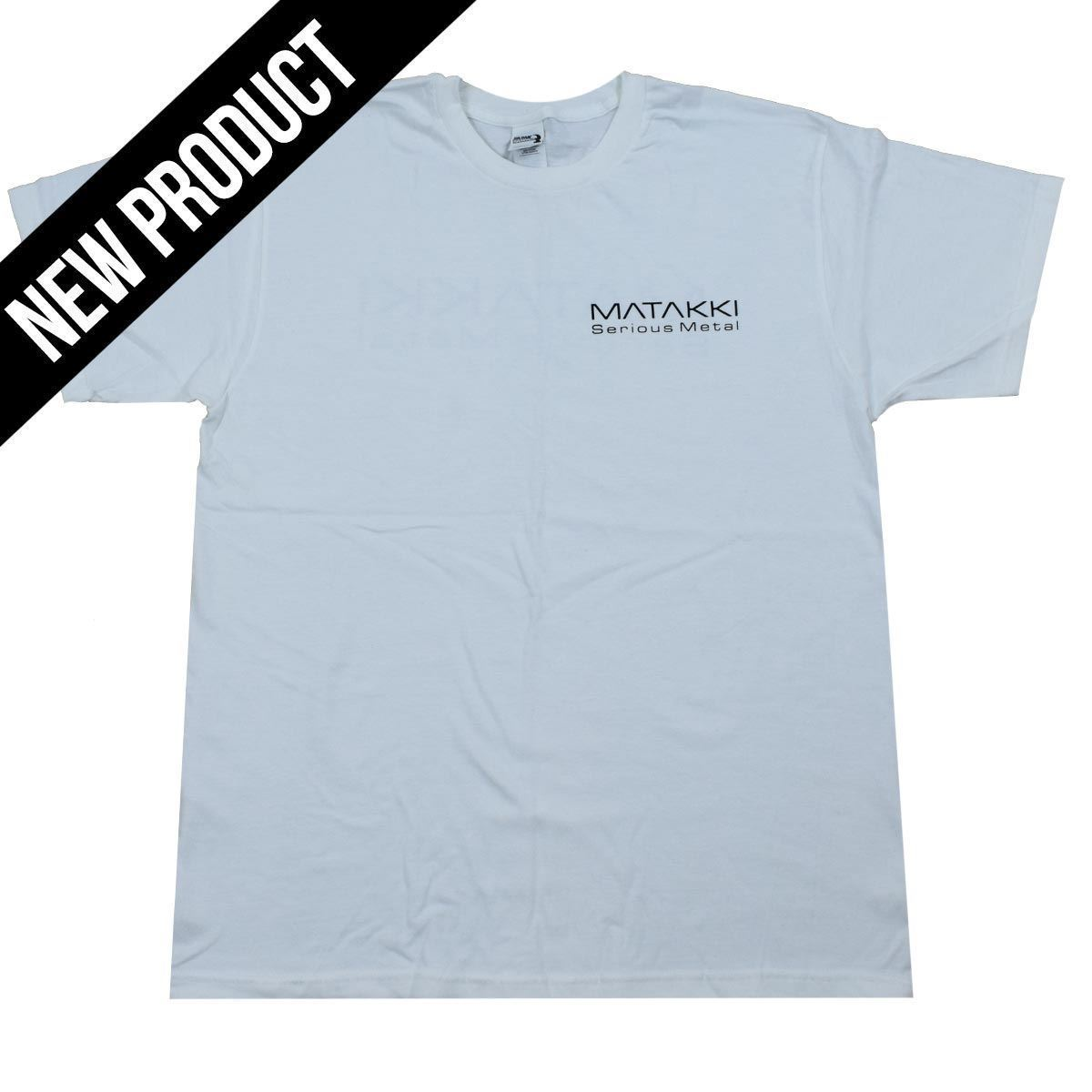 Picture of Matakki White T Shirt