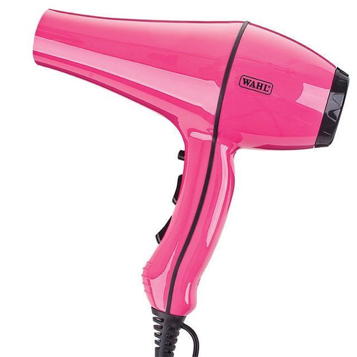 Picture of Wahl Power Dry Pink Hairdryer (2000w)