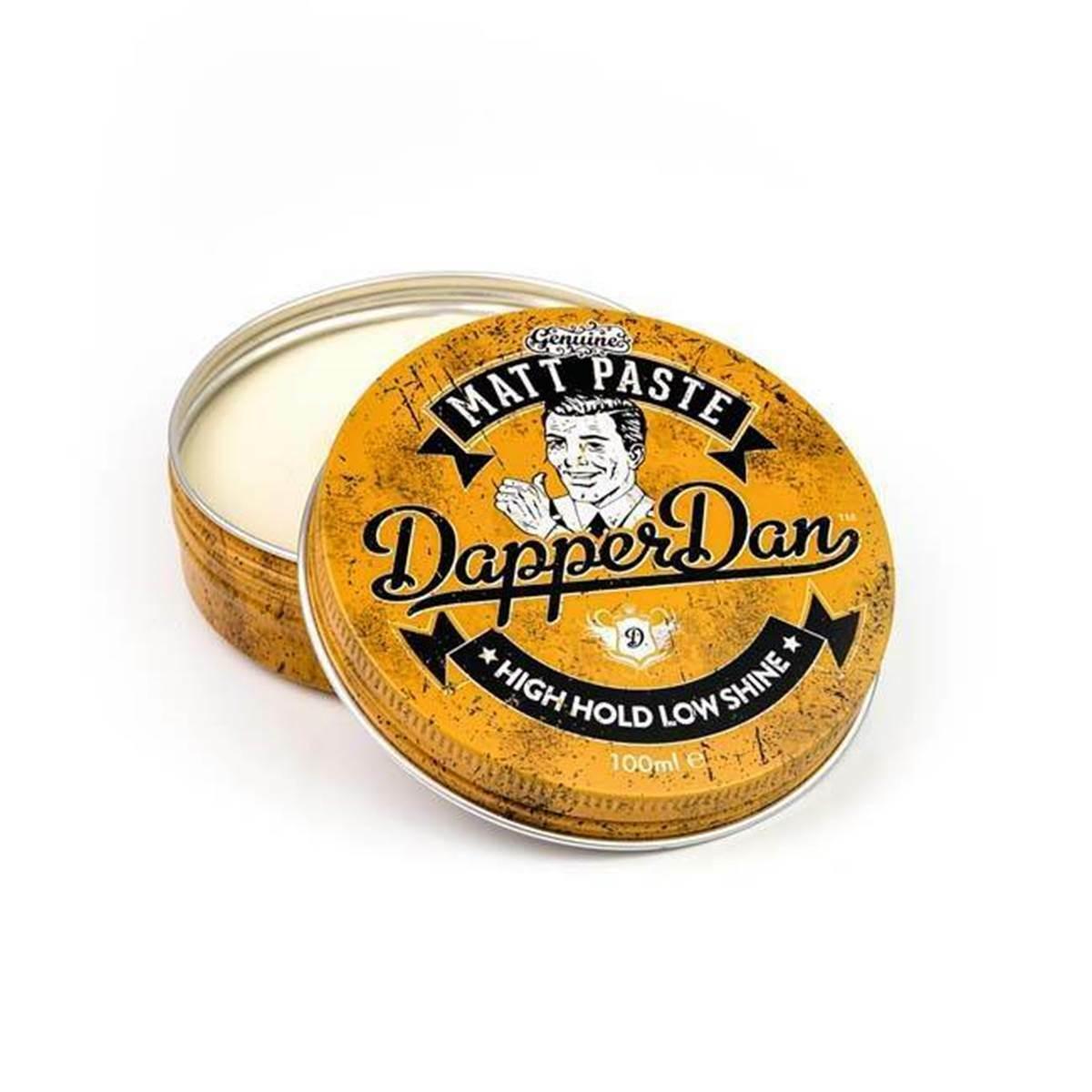 Picture of Dapper Dan Matt Paste (100ml)