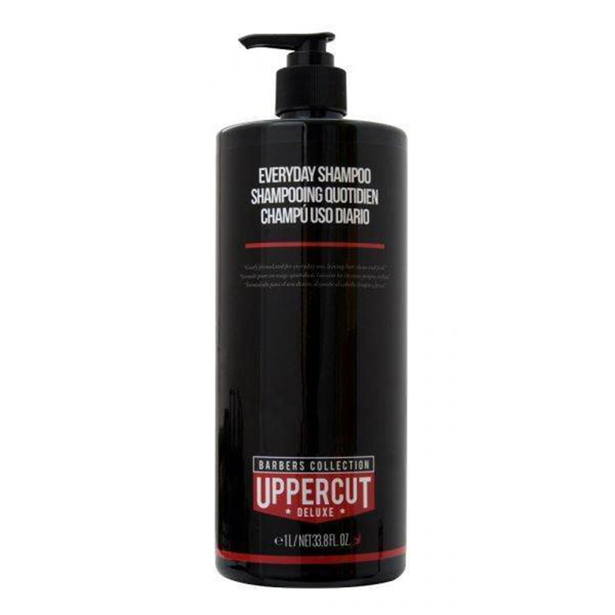 Picture of Uppercut Deluxe Everyday Shampoo 240ml
